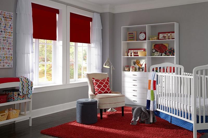 Çocuk Odaları İçin En iyi Renkler