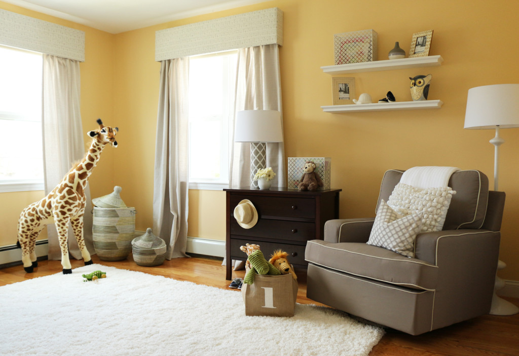 Çocuk Odaları İçin En İyi Renkler