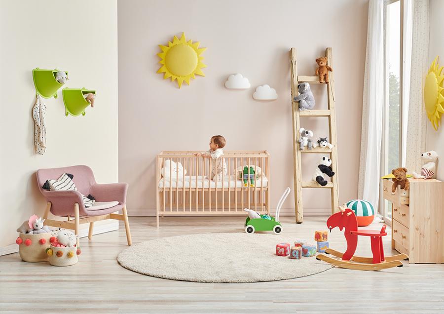 Bebek Odası Süsü Yaparken Dikkat Edilmesi Gerekenler