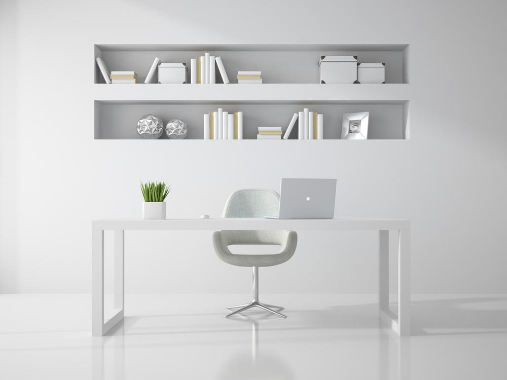 Beyaz Renk Ofis Duvarı. Ofis Duvar Renkleri Nasıl Olmalı ?