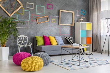 Yeni Başlayanlar İçin Oturma Odası Dekorasyonu