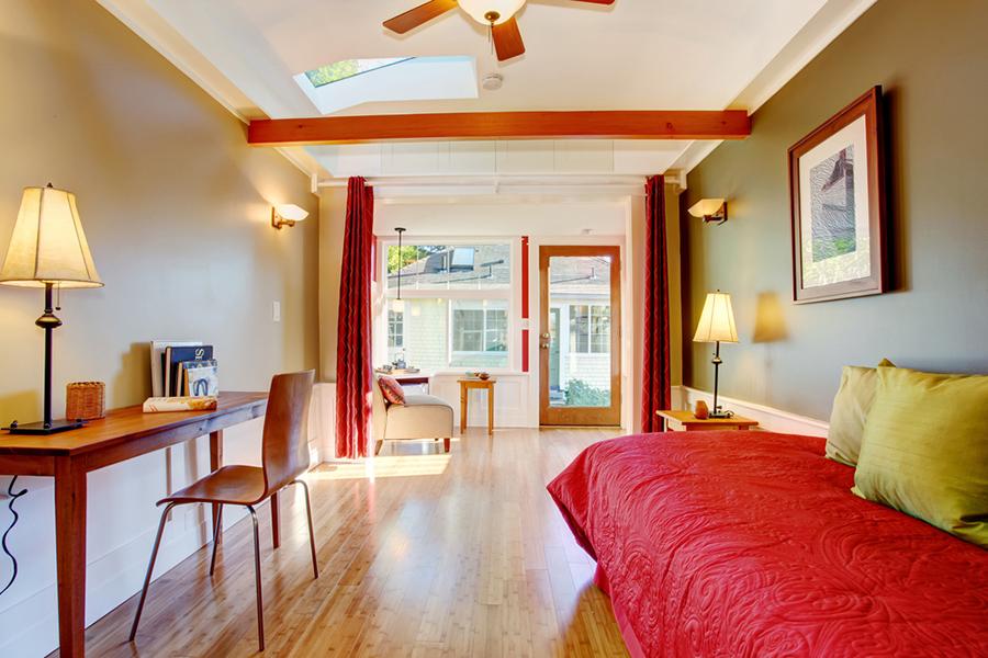 Küçük Yatak Odaları İçin Kullanışlı Fikirler