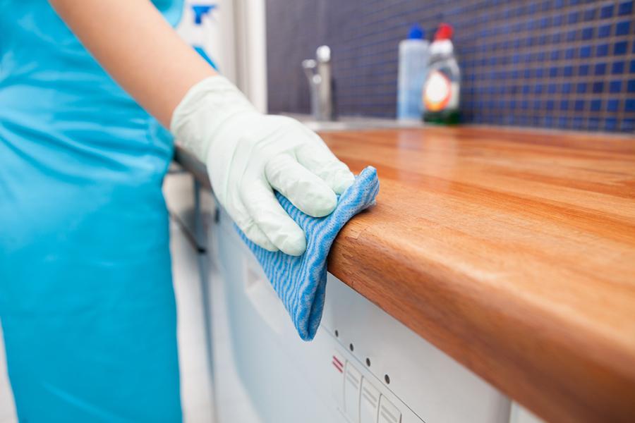 Mutfak Temizlenmezse Hasta Olur Musunuz ? Eviniz Sizi Hasta Eder Mi ?