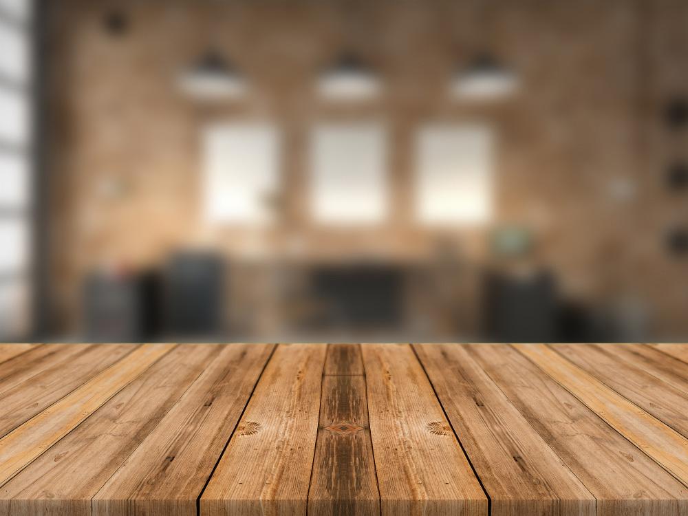 Ahşaptan Masa Hazırlama. Ahşap Dekor Nasıl Yapılır ?