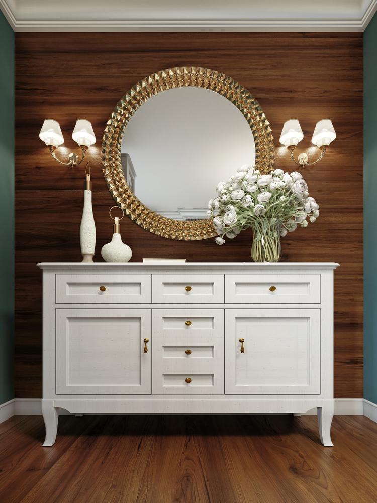 Dekoratif Aynaların İç Mekan Kullanımı