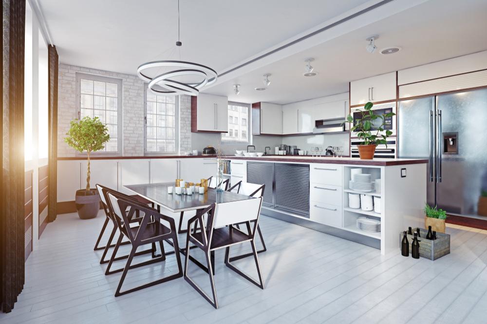 Mutfak Dekorasyonunda Minimalistlik