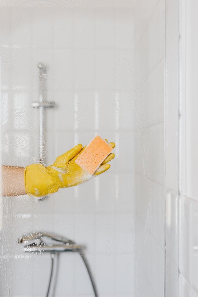 Doğal Yöntemlerle Duşakabin Temizliği