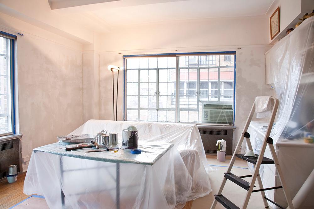 Duvarlarınız Boyama İşlemine Hazır