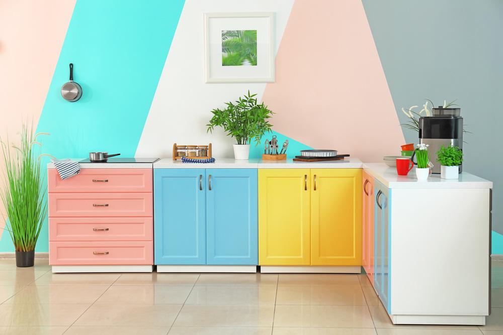 Mutfağınız İçin Renk Önerileri