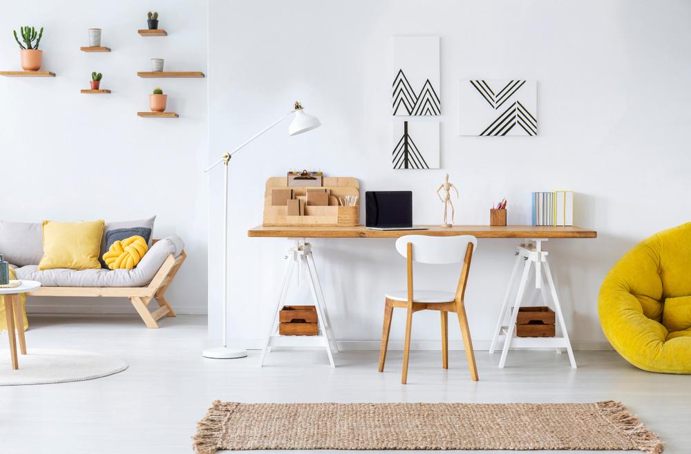 Sıra Dışı Home Ofis Örnekleri