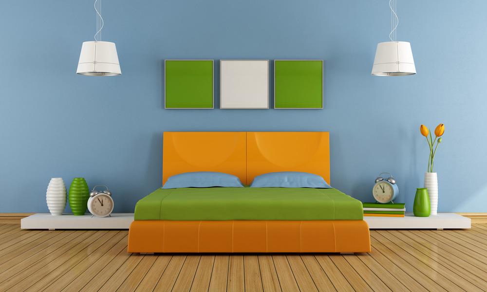 Yatak Odanız İçin Renk Önerileri. Ev Dekorasyonu İçin Renk Önerileri