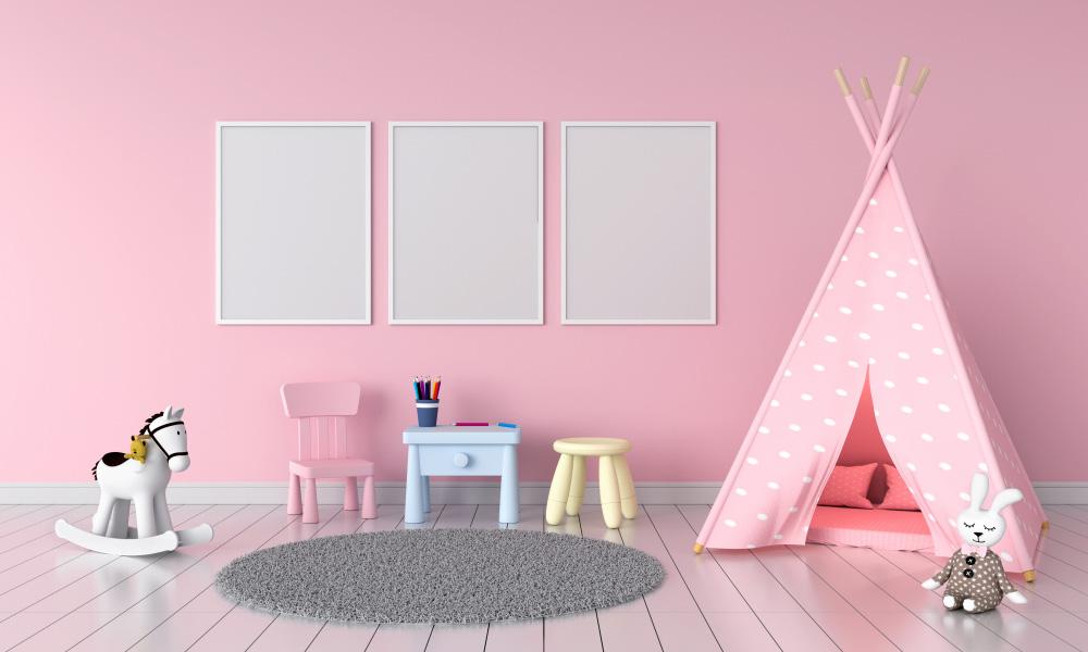 En güzel bebek odası süsleme fikirleri, fotoğraflar