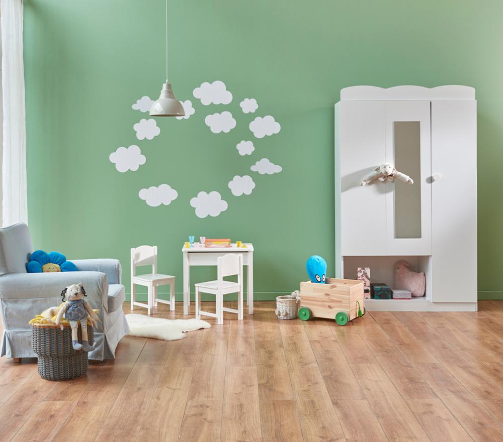 Unutulmaz hediyelerden, el yapımı bebek odası süsleri