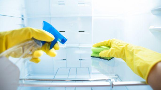 Buzdolabı Temizliği Nasıl Yapılır ?