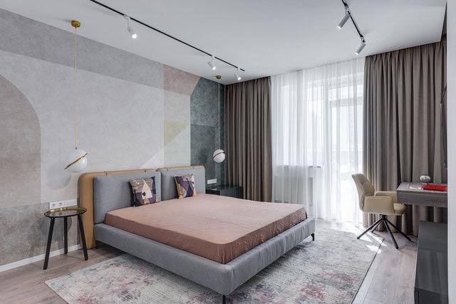 Minimalist Yatak Odası Dekorasyonu