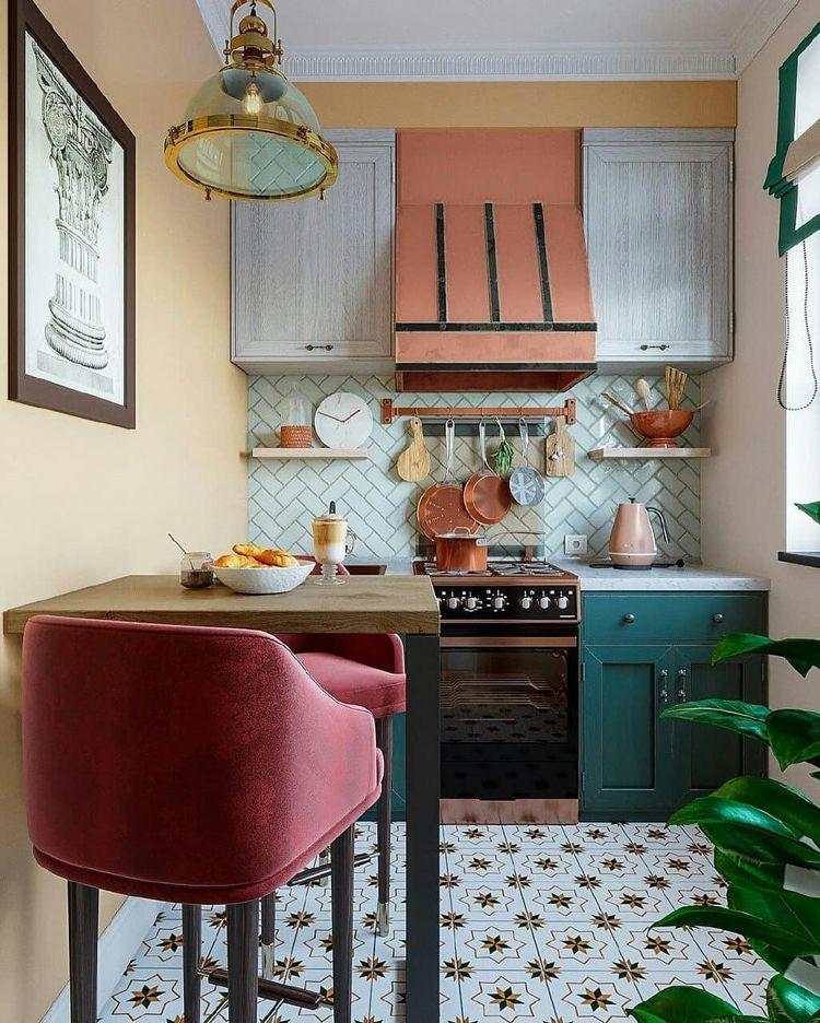 Ufak Mutfak Dekorasyonunda Nelere Dikkat Etmek Gerekir ?