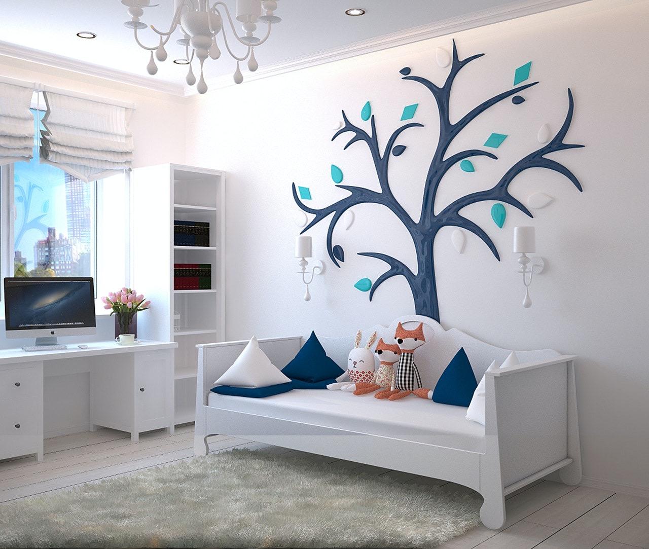 Bebek Odası Dekorasyonu Nasıl Yapılmalı ?