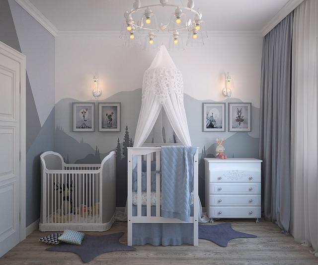 Kız Bebek Odası Örnekleri