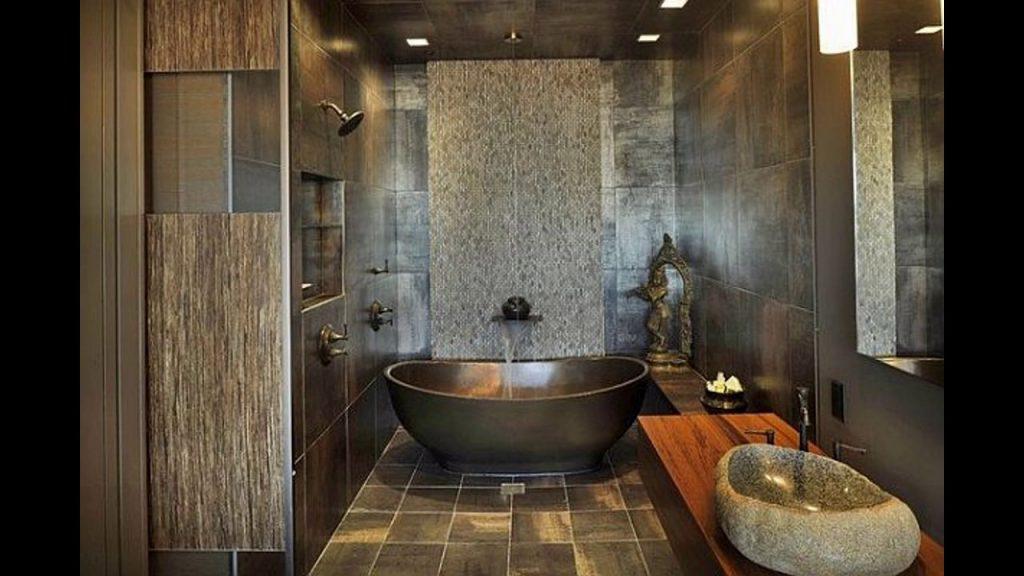 Japon Banyo Dekorasyonu Örnekleri