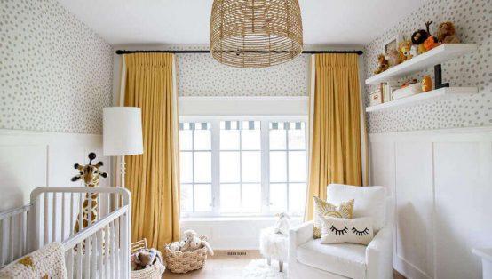Sarı Bebek Odası