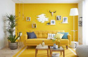 Güneş Renkleri ile Evinize Sıcaklık Katın