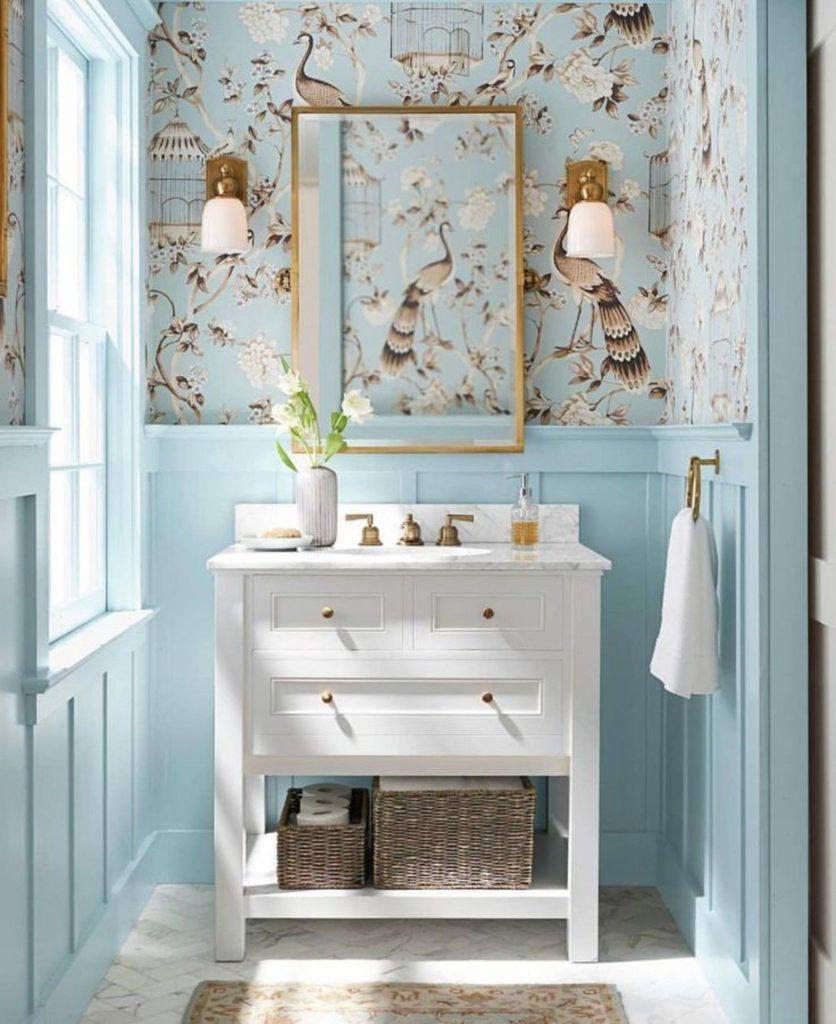 Pastel Renk Banyo
